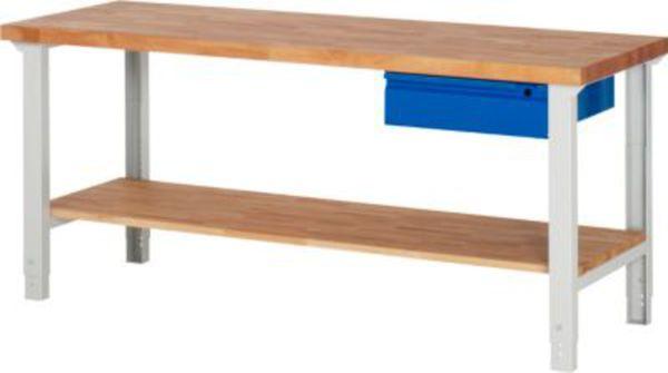 Rau Werkbank Basic Serie 7 Modell 7001-1 von ansehen!