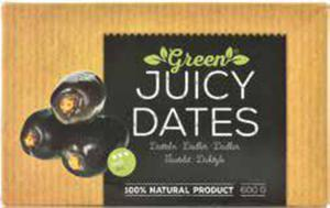 Green Juicy Dates
