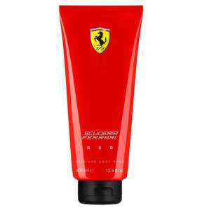 FERRARI                Ferrari Red                 Red Shower Gel 400 ml