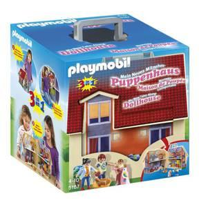 PLAYMOBIL®                Dollhouse                  Neues Mitnehm-Puppenhaus 5167