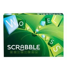 """MATTEL             Gesellschaftsspiel """"Scrabble Original"""""""