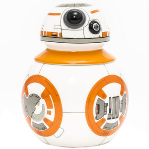 Joy Toy Star Wars BB-8 Eierbecher mit Salzstreuer