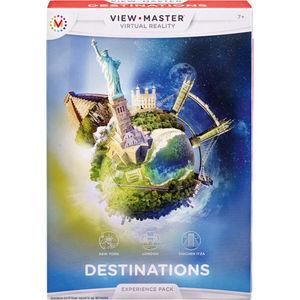 Mattel View Master® Erweiterungspack Spannende Orte