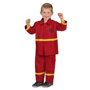 Kinder-Karnevalskostüm Feuerwehrmann