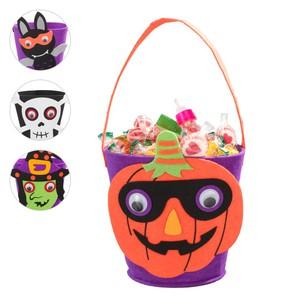 Halloween Süßes oder Saures Tasche