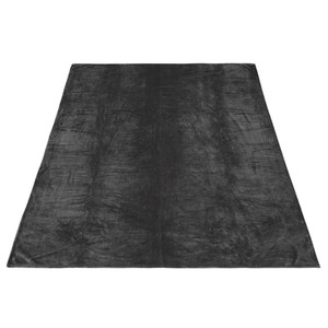 Kuscheldecke grau 190 x 230 cm