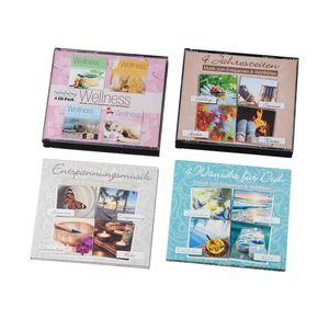 Wellness-CD, 4er Pack online kaufen