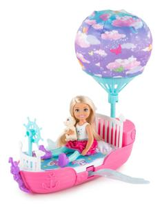 Barbie Dreamtopia Chelseas Traumboot