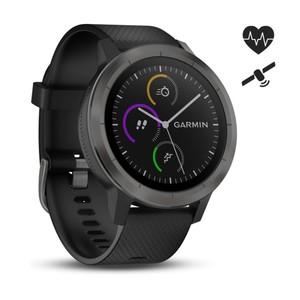 Sportuhr Vivoactive 3 HFM und GPS schwarz