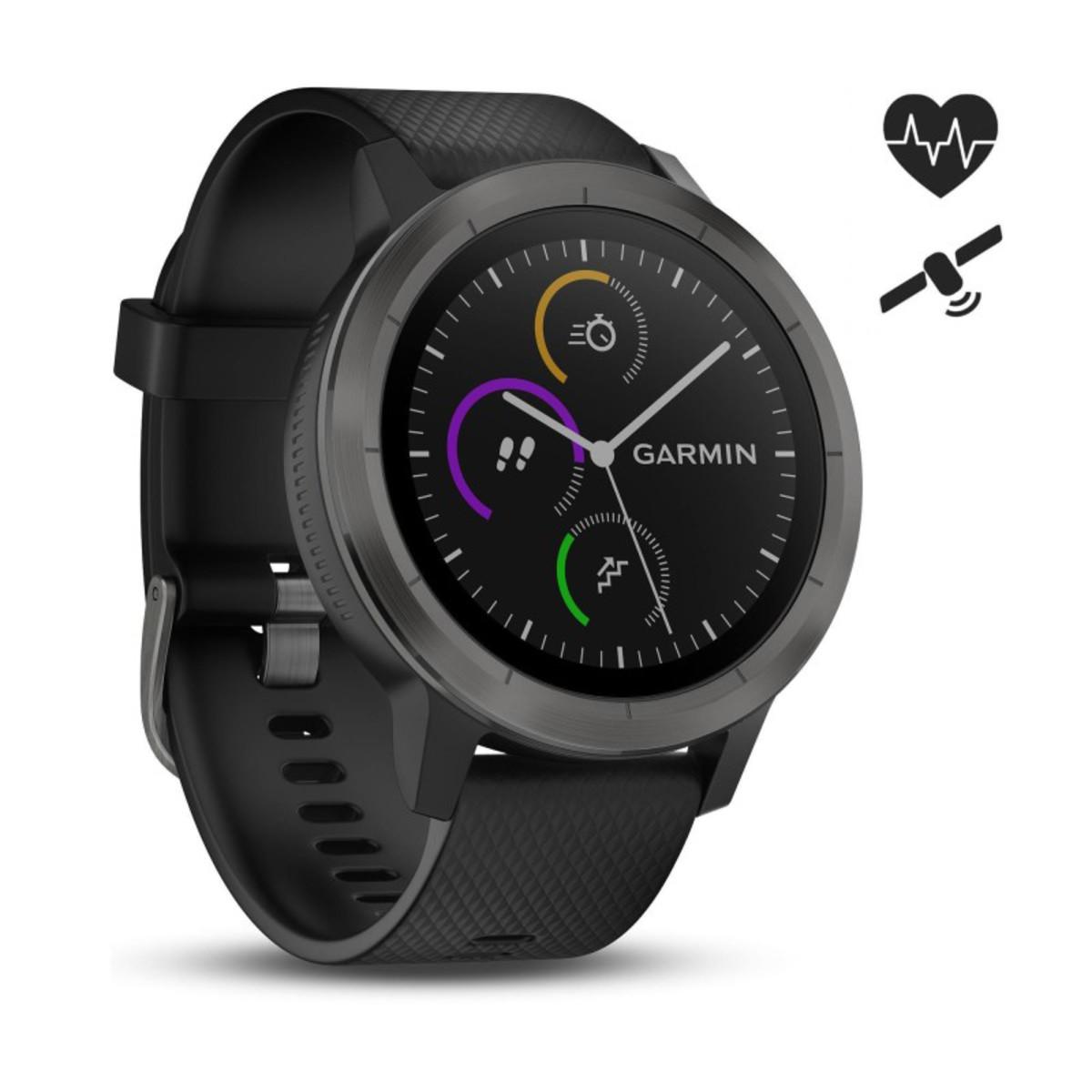Bild 1 von Sportuhr Vivoactive 3 HFM und GPS schwarz