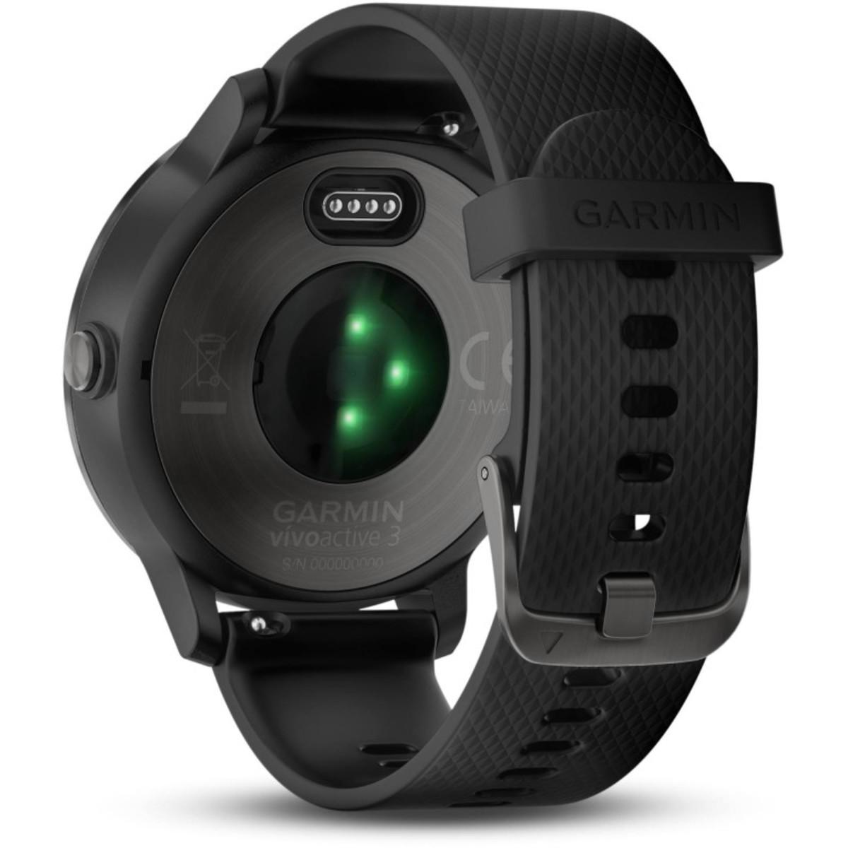 Bild 2 von Sportuhr Vivoactive 3 HFM und GPS schwarz