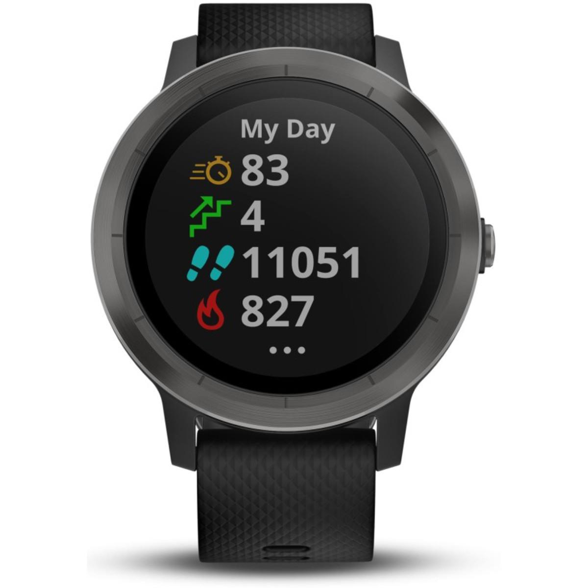 Bild 4 von Sportuhr Vivoactive 3 HFM und GPS schwarz