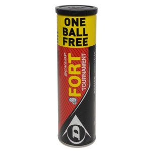 Dunlop Fort Tournament 3+1Free 4er Dose