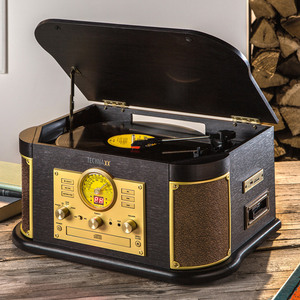 Technaxx Stereo-Komplettanlage mit LP-Player TX-103