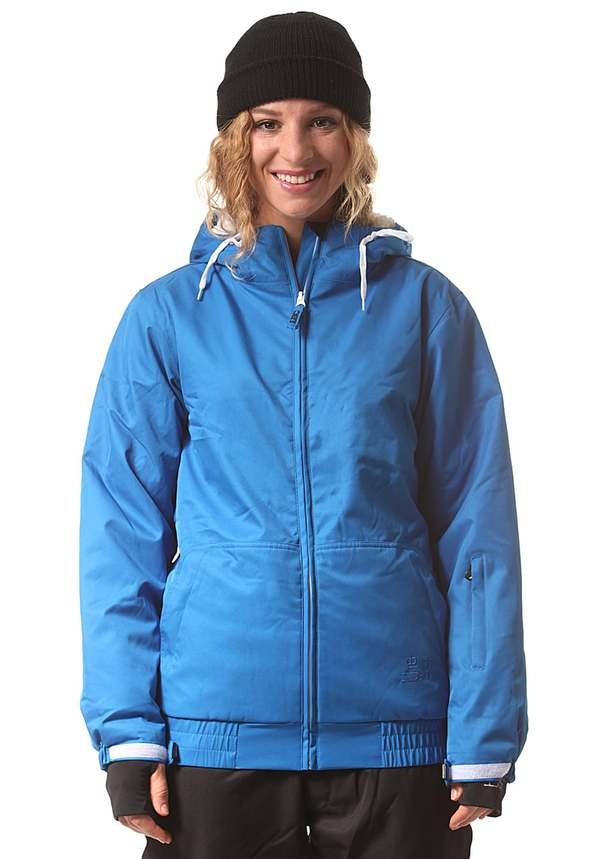 Light Bloom - Jacke für Damen - Blau