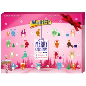 MultiFit Adventskalender für deinen Nager