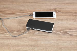 LogiLink Powerbank 10.000 mAh
