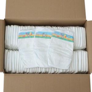 Babywindeln Midi 4 - 9 kg 80er Packung