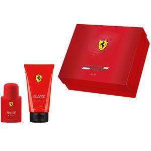 Scuderia Ferrari Duftset Red