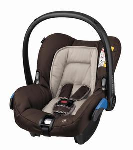 Maxi Cosi Babyschale Citi Earth brown