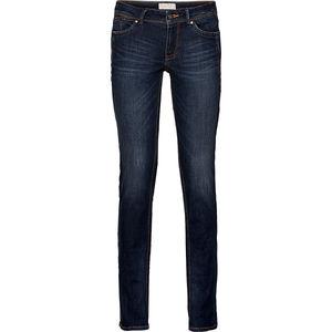 Tom Tailor Denim Damen Denim Jeans extra skinny, dark stone