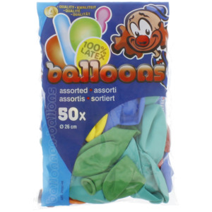 Party & Play Ballons Ø 2 cm