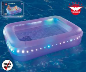 Wehncke LED Family Pool 200 x 150 x 50 cm