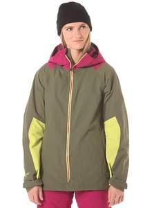 Burton AK Blade T - Snowboardjacke für Damen - Grün