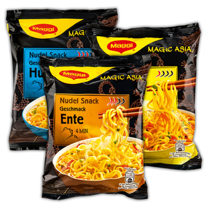 Maggi Magic Asia Nudelsnack