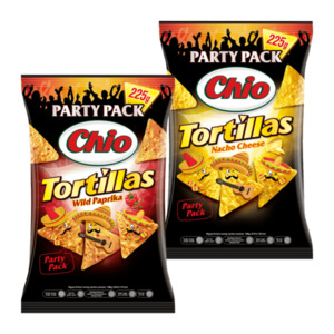 Chio Tortillas Party Pack