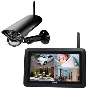 switel HS2000 Drahtlos Digital-HD-Heim-Überwachungsset