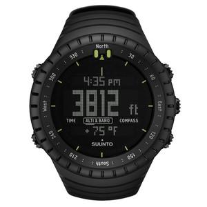 Sportuhr Höhenmesser Core Total Digital schwarz SUUNTO