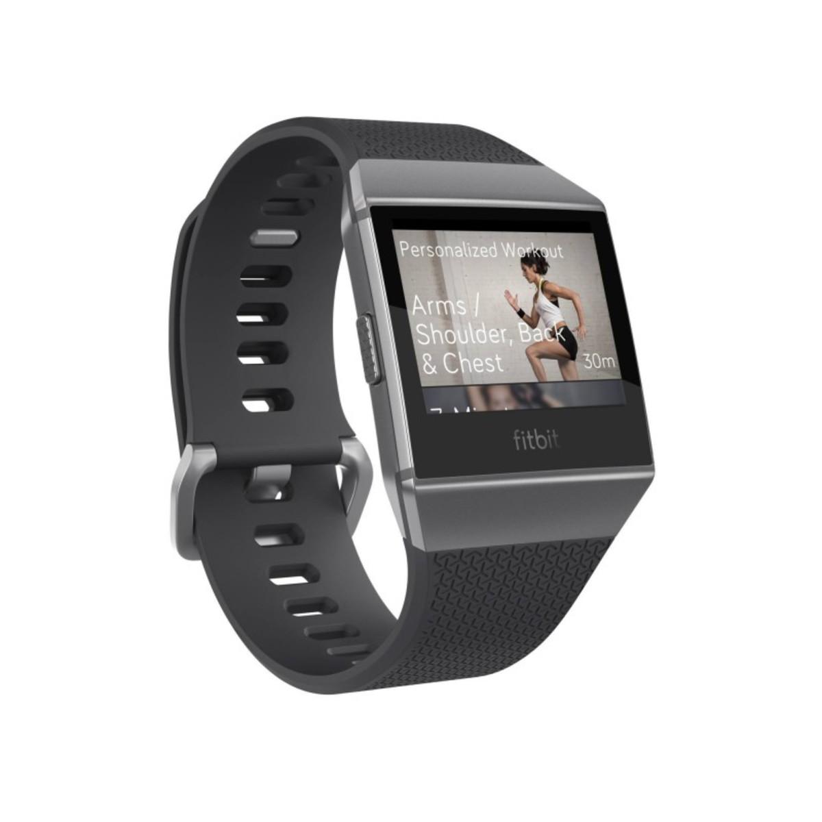 Bild 3 von Smartwatch Sportuhr Ionic mit HFM am Handgelenk, GPS und Musik