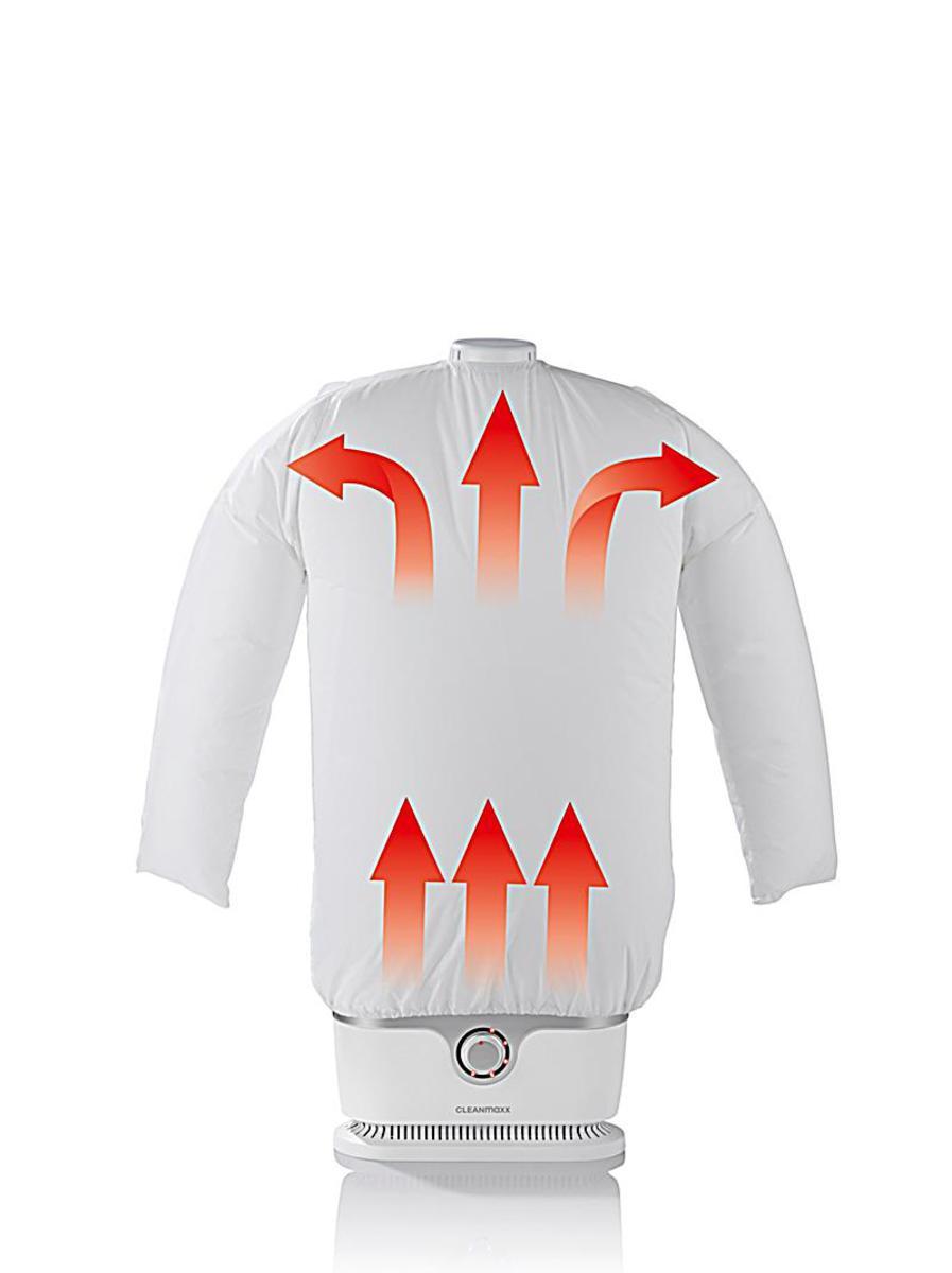 Bild 2 von Cleanmaxx Hemden- & Blusenbügler 1800W