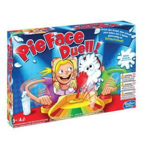 """Hasbro             Geschicklicheitsspiel """"Pie Face Duell"""""""