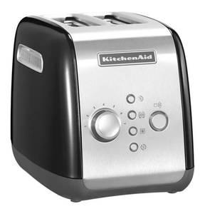 """KitchenAid             Toaster """"5KMT221EOB"""", 1.100 Watt"""
