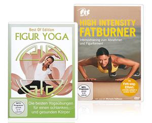 Fitness/Yoga DVD