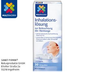 MULTINORM Inhalationslösung