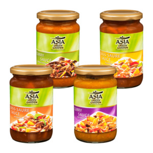 ASIA GREEN GARDEN   Quick'n-Easy-Sauce