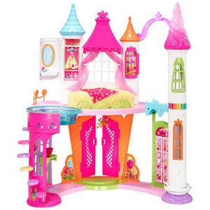 Mattel Dreamtopia Barbie Sweetville Kingdom Schloss