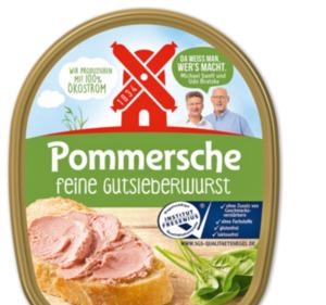 RÜGENWALDER MÜHLE Pommersche Leberwurst