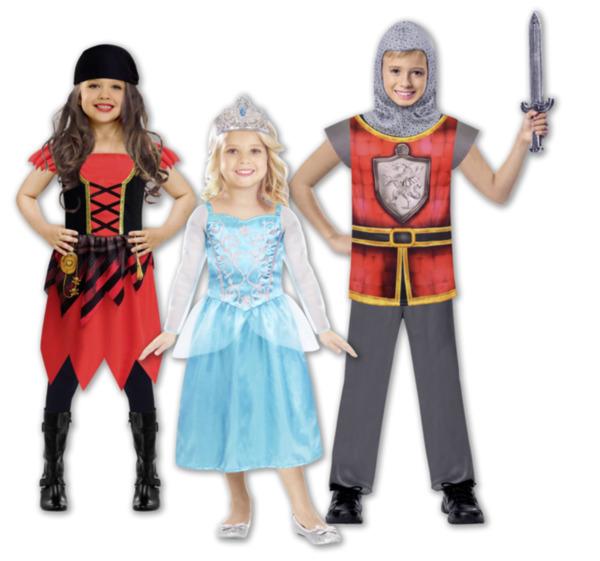 Karnevalskostüm für Kinder