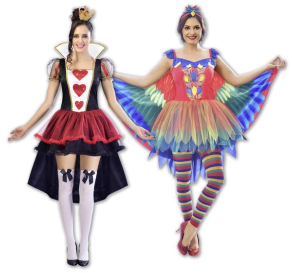 Karnevalskostüm für Damen