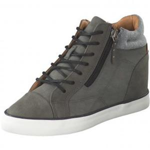 Esprit Sneaker High Damen grau