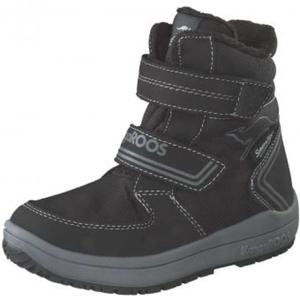 KangaROOS Klett Boots Jungen schwarz