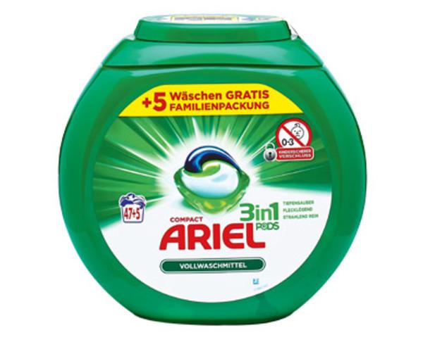 ARIEL Waschmittel, 3 in 1 PODs von Aldi Süd ansehen