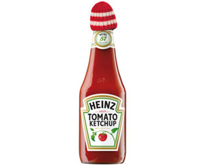 HEINZ Tomato Ketchup Winter Edition