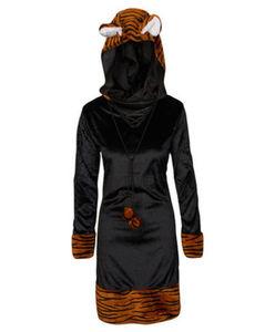 Kostüm - Tiger, Kapuze