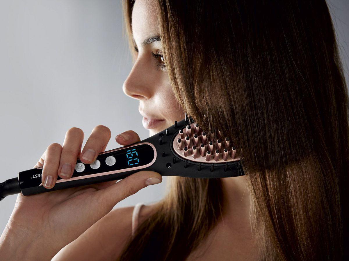 Bild 5 von SILVERCREST® Haarglättungsbürste SHGB 50 A1