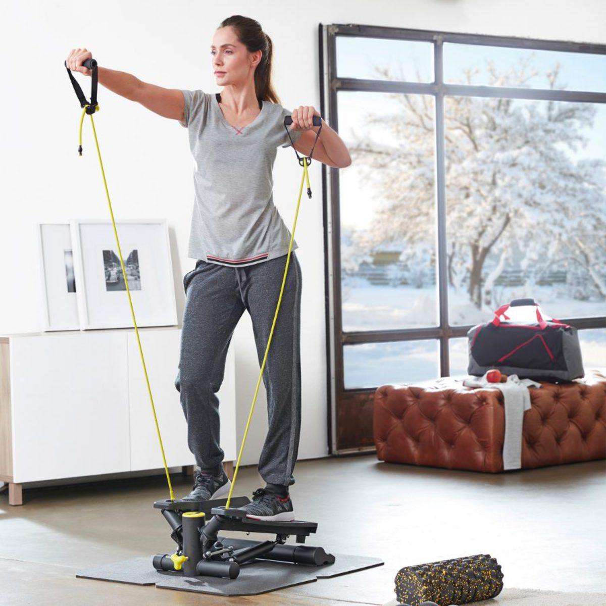 Bild 2 von ACTIVE TOUCH   Swing-Stepper